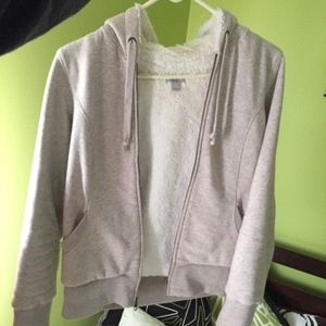 Old Navy Soft Lined Fluffy Hoodie